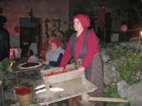 Presepe Vivente - 26 dicembre 2008   - Balata di baida (2098 clic)