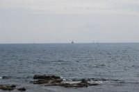 Capo Lilybeo - vele all'orizzonte - 24 settembre 2007  - Marsala (1313 clic)