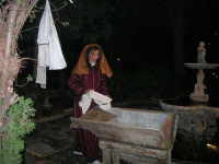 PRESEPE  VIVENTE - I.C. Giovanni Pascoli - 20 dicembre 2008  - Castellammare del golfo (490 clic)