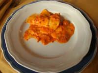mezze lune in salsa parmigiana - L'Agorà di Segesta - 14 dicembre 2008   - Segesta (3167 clic)