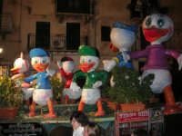 Carnevale 2008 - Sfilata Carri Allegorici lungo il Corso VI Aprile - 2 febbraio 2008   - Alcamo (921 clic)