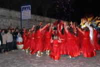 Carnevale 2008 - XVII Edizione Sfilata di Carri Allegorici - Cavalcano gli ... Eroi a Roma - Comitato San Marco - 3 febbraio 2008   - Valderice (753 clic)