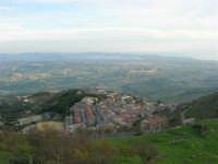 panorama - 9 novembre 2008  - Caltabellotta (1411 clic)