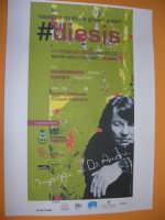 Locandina della rassegna musicale giovani autori Omaggio a De André - Teatro Cielo d'Alcamo - 11 febbraio 2006  - Alcamo (1469 clic)