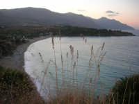 Baia di Guidaloca a sera - 19 settembre 2007   - Castellammare del golfo (626 clic)
