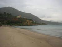 Spiaggia Plaja - 29 marzo 2009  - Castellammare del golfo (1059 clic)
