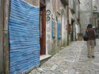 tappeto - souvenir  - 1 maggio 2009   - Erice (2455 clic)
