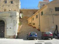 scalinata sul porto - 2 ottobre 2007  - Castellammare del golfo (693 clic)