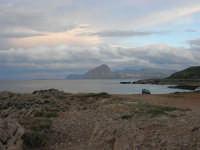 Golfo di Bonagia e monte Cofano - 16 novembre 2008   - Pizzolungo (2365 clic)