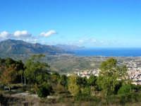 sul monte Bonifato: panorama del Golfo di Castellammare - 8 dicembre 2006   - Alcamo (1146 clic)