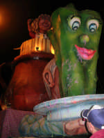 Carnevale 2008 - XVII Edizione Sfilata di Carri Allegorici - La prova del cuoco - Ass.ne A.C.R.A.S.S. Casalbianco - 3 febbraio 2008   - Valderice (864 clic)