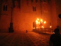 Festeggiamenti Maria SS. dei Miracoli - La Festa del Paradiso - L'Assalto al Castello - Piazza Castello - 20 giugno 2008  - Alcamo (787 clic)