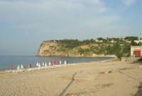 la baia di Guidaloca - 24 maggio 2007  - Castellammare del golfo (1086 clic)