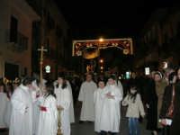 Corso 6 Aprile - processione in onore di S. Giuseppe - 20 marzo 2006   - Alcamo (1456 clic)