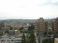 panorama della città da Erice Casa Santa - 27 aprile 2007  - Trapani (1045 clic)
