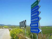 GALLITELLO - panorama - 22 aprile 2007  - Alcamo (1475 clic)