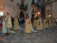 2° Corteo Storico di Santa Rita - Rita sposa - Le dame - Piazza Madonna delle Grazie - 17 maggio 2008   - Castellammare del golfo (1472 clic)