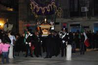 Venerdì Santo: processione del Cristo Morto e dell'Addolorata - piazza Ciullo - 21 marzo 2008   - Alcamo (932 clic)