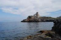 Capo San Vito - Torre dell'Usciere detta Sciere (torre costiera di avvistamento per la difesa dai pirati) - 10 maggio 2009  - San vito lo capo (2086 clic)