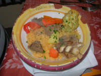 cous cous alla carne e verdure - 1 febbraio 2009   - Buseto palizzolo (5293 clic)