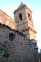 ruderi del paese distrutto dal terremoto del gennaio 1968 - 2 ottobre 2007   - Poggioreale (709 clic)