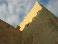 Castello arabo normanno - particolare - 11 ottobre 2007  - Salemi (2275 clic)
