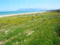 zona Canalotto: la spiaggia nel giorno della Pasquetta - 9 aprile 2007  - Alcamo marina (970 clic)