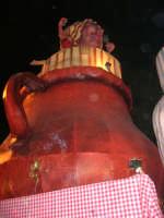 Carnevale 2008 - XVII Edizione Sfilata di Carri Allegorici - La prova del cuoco - Ass.ne A.C.R.A.S.S. Casalbianco - 3 febbraio 2008   - Valderice (1117 clic)