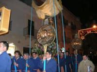 Corso 6 Aprile - processione in onore di S. Giuseppe - 20 marzo 2006   - Alcamo (1471 clic)