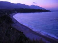 Baia di Guidaloca a sera - 19 settembre 2007   - Castellammare del golfo (612 clic)
