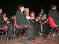 Il Concerto di Capodanno - Complesso Bandistico Città di Alcamo - Direttore: Giuseppe Testa - Teatro Cielo d'Alcamo - 1 gennaio 2009  - Alcamo (3061 clic)