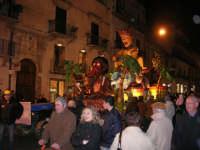 Carnevale 2008 - Sfilata Carri Allegorici lungo il Corso VI Aprile - 2 febbraio 2008   - Alcamo (983 clic)