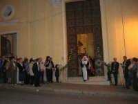 2° Corteo Storico di Santa Rita - Dinanzi la Chiesa S. Antonio - seconda uscita - Rita novizia - 17 maggio 2008  - Castellammare del golfo (513 clic)