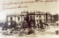 Palazzo Palagonia BAGHERIA Lidia e Nicola