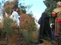 Processione della Via Crucis con gruppi statuari viventi - 5 aprile 2009   - Buseto palizzolo (1946 clic)