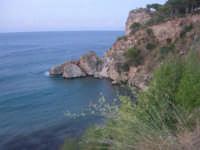Baia di Guidaloca a sera - 19 settembre 2007   - Castellammare del golfo (628 clic)