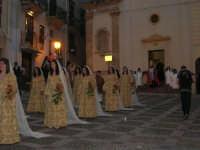 2° Corteo Storico di Santa Rita - Le dame - Piazza Madonna delle Grazie - 17 maggio 2008   - Castellammare del golfo (565 clic)