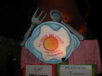 Carnevale 2008 - XVII Edizione Sfilata di Carri Allegorici - La prova del cuoco - Ass.ne A.C.R.A.S.S. Casalbianco - 3 febbraio 2008   - Valderice (1177 clic)