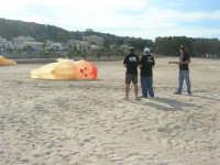 Raduno di amatori di aquiloni: l'Aquilon Act - 10 maggio 2009   - San vito lo capo (2456 clic)