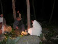 Parco Urbano della Misericordia - LA BIBBIA NEL PARCO - Quadri viventi: 9. La lavanda dei piedi - 5 gennaio 2009   - Valderice (2702 clic)