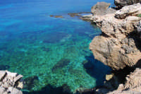 Golfo del Cofano: mare stupendo - 24 febbraio 2008  - San vito lo capo (680 clic)