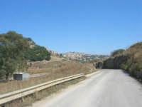 sulla strada che va da Pianto Romano a Calatafimi Segesta - 4 ottobre 2007  - Calatafimi segesta (844 clic)