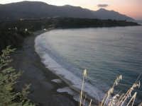 Baia di Guidaloca a sera - 19 settembre 2007   - Castellammare del golfo (587 clic)