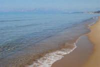 Spiaggia Plaja: mare calmo e trasparente - 25 febbraio 2008  - Castellammare del golfo (568 clic)