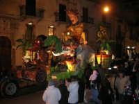 Carnevale 2008 - Sfilata Carri Allegorici lungo il Corso VI Aprile - 2 febbraio 2008   - Alcamo (826 clic)