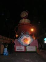 Carnevale 2008 - XVII Edizione Sfilata di Carri Allegorici - La prova del cuoco - Ass.ne A.C.R.A.S.S. Casalbianco - 3 febbraio 2008   - Valderice (1463 clic)