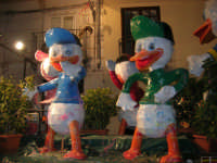 Carnevale 2008 - Sfilata Carri Allegorici lungo il Corso VI Aprile - 2 febbraio 2008   - Alcamo (726 clic)