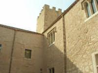 atrio del Castello dei Conti di Modica - 12 settembre 2008  - Alcamo (646 clic)