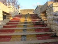 Capo Lilybeo: la scala che scende agli scogli - 1 febbraio 2009   - Marsala (2684 clic)