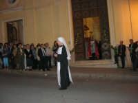 2° Corteo Storico di Santa Rita - Dinanzi la Chiesa S. Antonio - seconda uscita - Rita novizia - 17 maggio 2008  - Castellammare del golfo (551 clic)